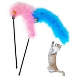 2 db toll Műjáték vicces rövid szárú macska (Random Colo S1N9