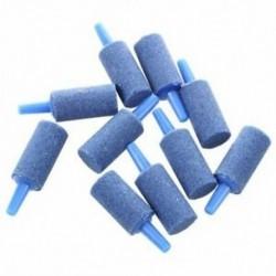Haltartály ásványi buborékok, levegős kő, 10 darab, kék V6H3