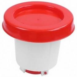 2X (1L műanyag baromfi csirke ivó csirke adagoló ivó F2P6)