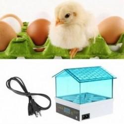Digitális hőmérsékleten működő Small Brooder 4 Mini keltetőtojás-inkubátor-keltető O4L1-hez