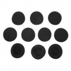 5 pár fekete csere fülpárna a PX100 Koss Porta Pro K2P9 fejhallgatóhoz