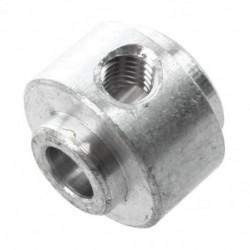 1X (3,17 mm-es lyukú Dia RC légcsavaros takarékos adapter fekete gumi O gyűrűvel 20 G8G5