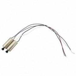 1X (2 db motor VISUO XS809 XS809HC XS809HW motorhoz, összecsukható szelfi RC Quadc C6W6