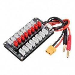 1X (2-3S párhuzamos töltőpanel JST Plug Para Board IMAX B6 ISDT Q6 D2 M2P5 típushoz)