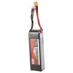 2X (ZOP POWER 14,8 V 5000mah 4S 60C Lipo akkumulátor ZOP Teljesítmény újratölthető XT60 U7S5