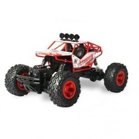6X (1: 16 RC autós, 2,4 G, 4CH, 4WD, szögletes lánctalpas 4x4-es vezetékes autók, dupla motorok, Dri B9G4)