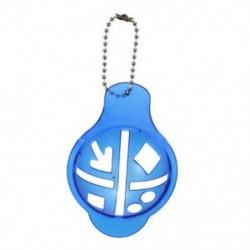Golflabda lineáris vonaljelölő sablon lengő rajz igazító eszköz kék K8D O1V2