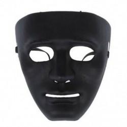2X (Halloween maszk Jabbawockeez Masquerade Ghost Trot hip-hop maszk E8M4)