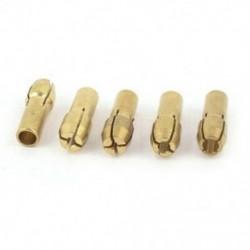 1X (sárgaréz gyűrű 1 mm 1,6 mm 2,3 mm 3,0 mm 3,2 mm forgószerszám 5 db X8O5)