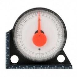 Dőlésszögű mini klinométer mérőeszköz szögmérő protrac I9J1