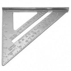 185 * 185 * 260 mm sebességű négyzetes szögmérő, mitrekeretes mérési vonalzó Y4U7 H6E2