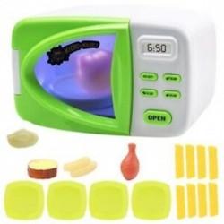 1 Állítsa be a szimulációs mikrohullámú sütőjátékokat. Szórakoztató színészi játékok Állítsa be a