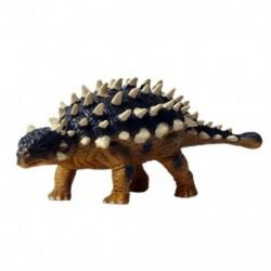 Sztatikus statikus dinoszaurusz modell Saichania dinoszaurusz játék szilárd vadon élő állatok Orna I6R4