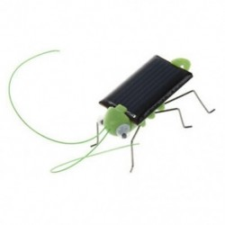 Új napelemes szöcske. Csak helyezze a napot, és nézze meg a Legs Ji B3T5 készüléket