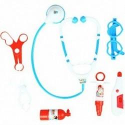 Gyerekek oktatási úgy tesznek, mintha orvos-nővér Szerepjáték Orvosi készlet, Szerepjáték játék Se F8N1