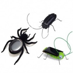 Napenergia Oktató csótány Pók Szöcske Játékok Gadget Kid A2O8