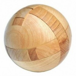 Fajáték varázslatos labda agy ugratások játék intelligencia játék gömb rejtvények C4Q8