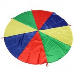 2M / 6,5FT gyermekeknek szivárványos ejtőernyős kültéri játék, Sport T4N7