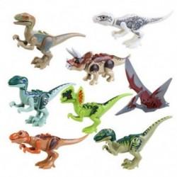 Jurassic építőkövei Park dinoszaurusz játékok Jurassic világ dinoszaurusz játékok - O7C6