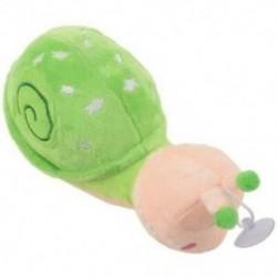 Kis csiga gyerekeknek ajándék plüss baba játék Kis csiga baba W4W2