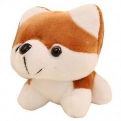 4X (Husky kutya plüss játékok kutya plüss kitömött játékbaba kutyus kulcstartó plüss to A4S7