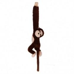 2X (Aranyos Screech Gibbon Majom Plüss Doll Toy Sound Gyerek karácsonyi ajándék H7J4