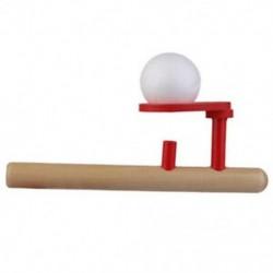 Klasszikus fajátékok úszó gömbölyű csővel és golyóval fúj játékok Q1A9