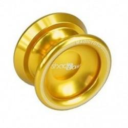1X (MAGICYOYO T8 árnyékolt alumínium professzionális Yo-Yo köteggolyó arany F4R8)