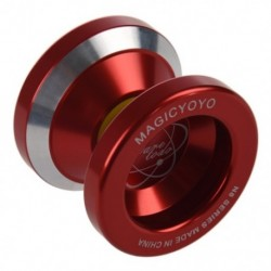 Magic Yo-Yo N8 szuper profi YoYo   húrok   ingyenes táska   ingyenes kesztyű (piros R6T8