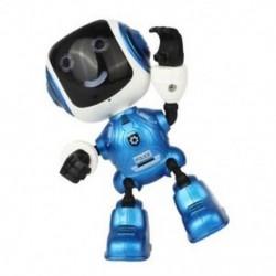 6X (Elektromos LED hanggal intelligens ötvözet robotjátékok újszerű telefonállvány I3G9-hez