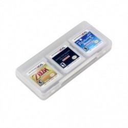Tiszta 6 az 1-es játékkártya-tároló tokban a Nintendo 3DS XL LL ND L3J8 számára