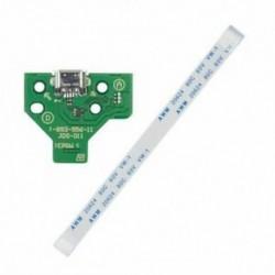 1X (JDS-011 USB töltőport aljzat a SONY PS4 vezérlőhöz   12 tűs W3R6