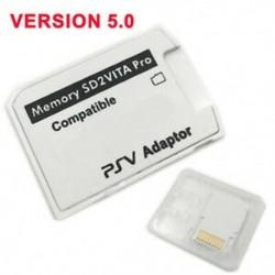 SD2VITA 5.0 verzió - PS Vita memória TF kártya a PSVita PSV 100 V9K8 játékkártya számára
