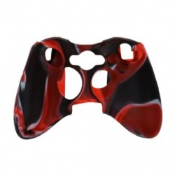 2X (Army Camouflage Silicone Cover Cover Skin az Xbox 360 vezeték nélküli vezérlőhöz G6U9