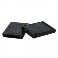 2 x 64 MB memóriakártya Flash memóriakártya a Playstaion 2 PS2 konzolhoz L0G1