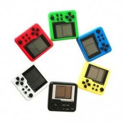 8X (Véletlen színű konzolok Retro Mini 3D puzzle gyerekeknek Orosz Box játékkonzol N4X5