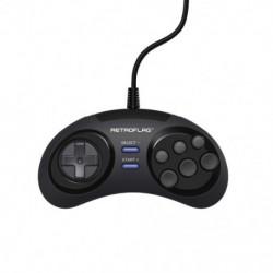 1X (Retroflag Megapi / Nespi / Superpi tok / Retropie Classic usb vezetékes Gamepad GN5F6)