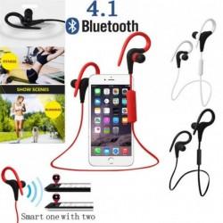 BT-01 sport Bluetooth fülhallgató vezeték nélküli kétoldalas sztereó