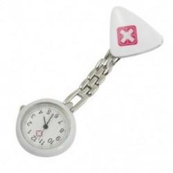 1X (Fehér Design bross arab számok nővér karóra nőknek E4T4)
