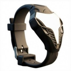 LED karóra Digitális divatos Cobra férfi karóra Szilikon Iron Man Dial Sports W X8B1