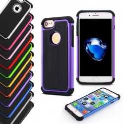 Hibrid kemény Silicone tok Apple iPhone 7 iPhone 7 Plus