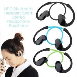 NFC Athlete Bluetooth vezeték nélküli fülhallgató sztereó  sport fejhallgató Mobiltelefonhoz