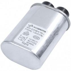 AC 2100 V mikrohullámú sütő nagyfeszültségű nagyfeszültségű kondenzátor L8R6