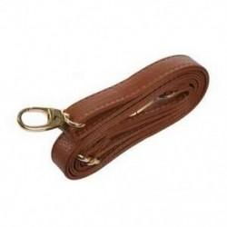 DIY csere bőr táska vállszíj fogantyú kereszttartó állítható 140 R1Z6
