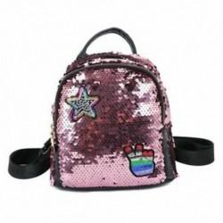 1X (Női hátizsák iskolai táskák lányoknak kis hátizsákok női utazási hát R8I5