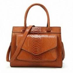 1X (Új divatos női táska, női bőr táskák, tokkal, női csomagtartóval, TG6C3)