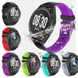 """1x 1,3"""" intelligens óra pulzusmérő, kompatibilis az iOS Android IP67 vízálló Bluetooth karkötő"""