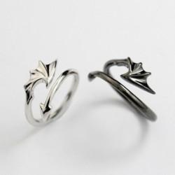 1db női ékszer gyűrű divatos bizsu ruházati kéz ujj dísz kiegészítő