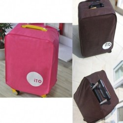 1x Összecsukható utazási poggyászvédő  bőrőnd védő huzat