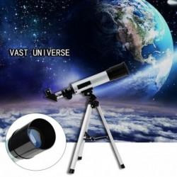 1db 90 X refraktor csillagászati távcső 50 mm teleszkóp HD távcső hold csillagok madár